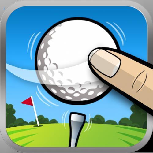 """[App Store]  """"Flick Golf"""" für iPhone & iPad erstmals kostenlos!"""
