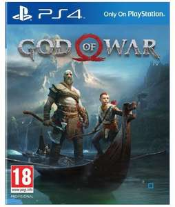 God of War (PS4) für 25,55€ (ShopTo)