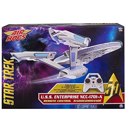 Star Trek Drohne von Air Hogs, kurz mal wieder günstig