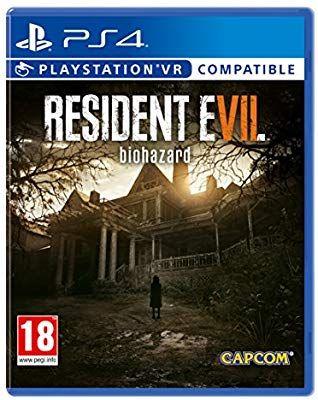 Resident Evil 7: Biohazard(PS4) [Amazon]