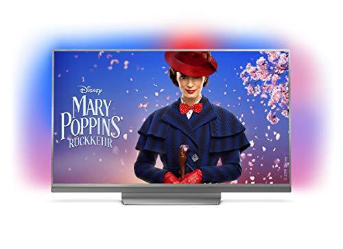 "Philips 65PUS8503 - 65"" 4K UHD Smart TV (120 Hz, Ambilight, 10bit, IPS, Edge LED, HDR10, HLG, AndroidTV, integrierte Soundbar)"