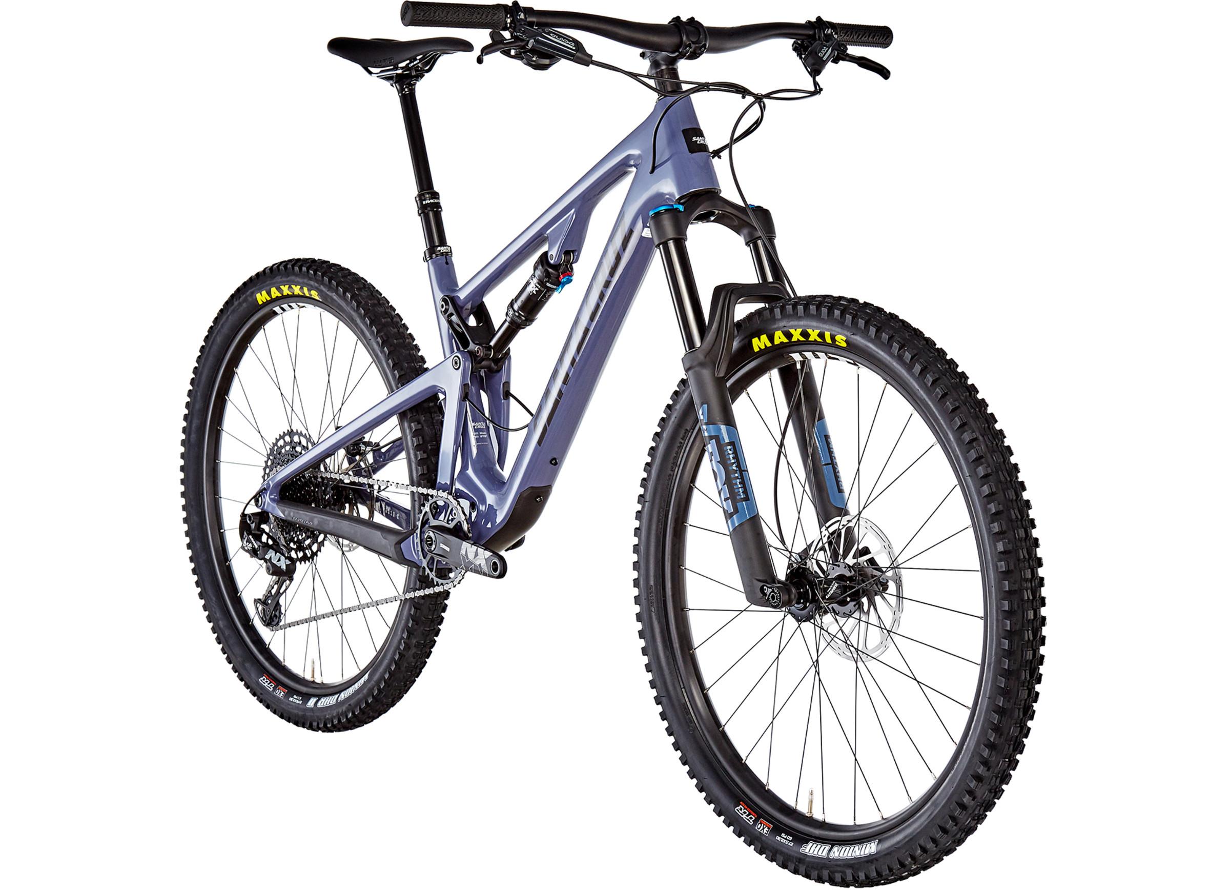 "MTB Santa Cruz 5010 3 C R-Kit purple 27""5 (Carbon, Eagle NX) - 2019 (S, L)"