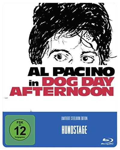 Hundstage - 40th Anniversary Edition Steelbook Limited Edition (Blu-ray) für 7,20€ (Amazon Prime)