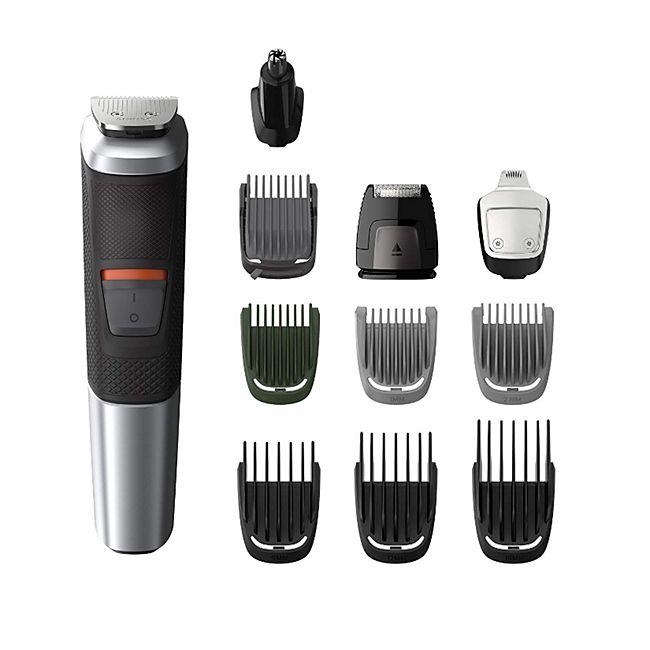 Haar- und Bartschneider Philips Multigroom Series MG5735/15 (diverse Aufsätze, abwaschbar, bis 80min Akkulaufzeit)