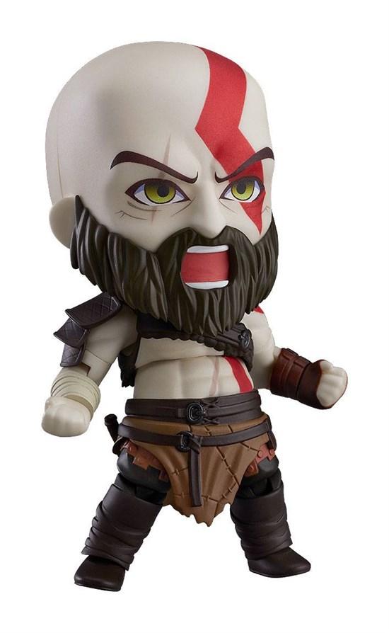 God of War - Figur Nendoroid Kratos für 11,96€ (GameStop)