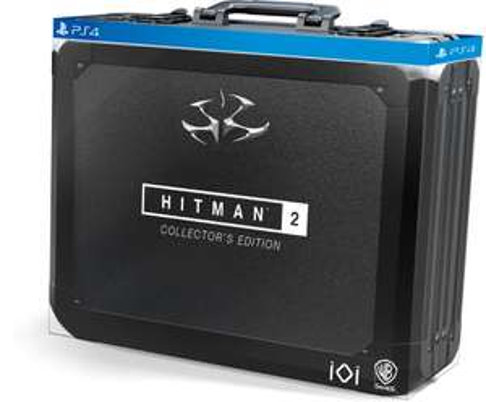 Hitman 2 Collectors Edition (PS4)