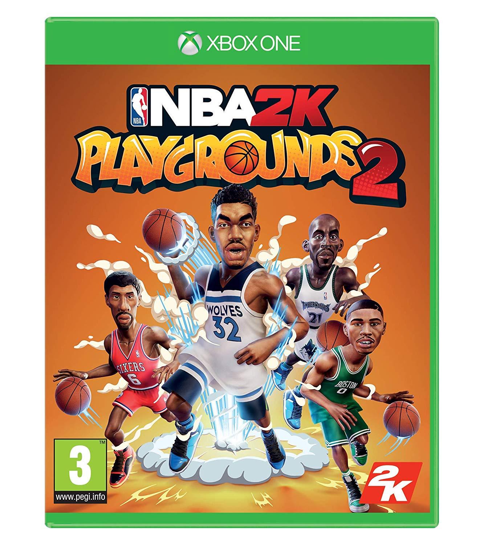 NBA 2K Playgrounds 2 (Xbox One) für 11,83€ (Amazon IT)