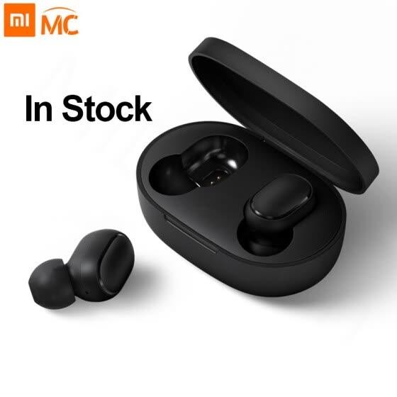 [Joybuy] Xiaomi Redmi AirDots Bluetooth Headset 5.0 TWS True Wireless Stereo