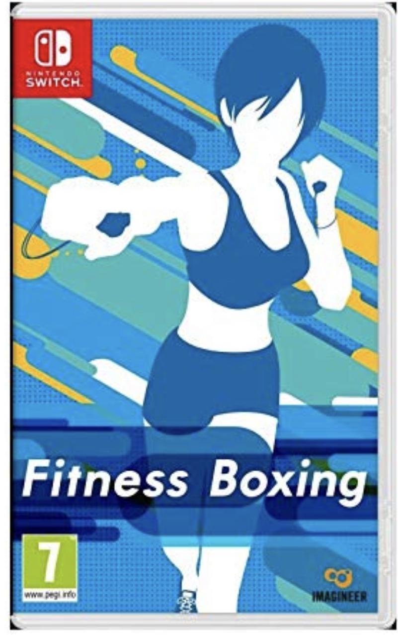 Nintendo Switch Fitness Boxing für 30,50€ inkl. Versandkosten