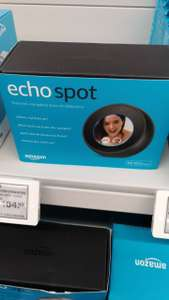 (Lokal?) Saturn Gelsenkirchen Buer Amazon Echo Spot