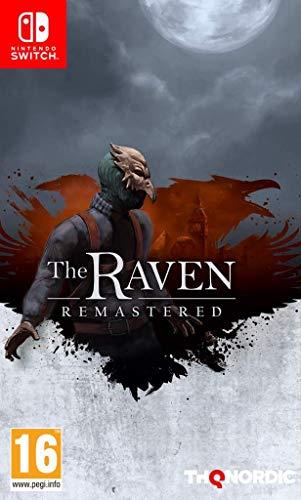 The Raven: Vermächtnis eines Meisterdiebs Remastered (Switch) für 18,62€ (Amazon FR)