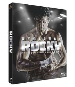 Rocky: Heavyweight Collection 1-5 (Blu-ray) für 13,94€ (Amazon IT)