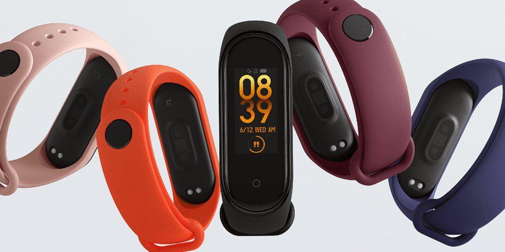 Xiaomi Band 4 für 22,95€ !!!