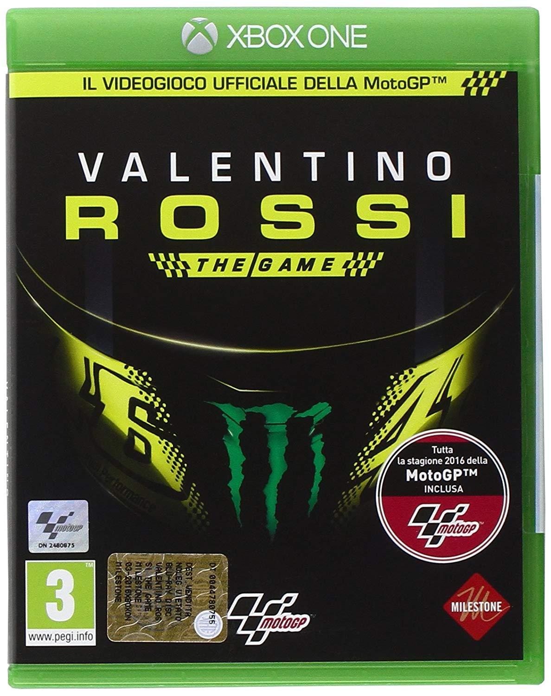 Valentino Rossi: The Game (Xbox One) für 11,83€ (Amazon IT)