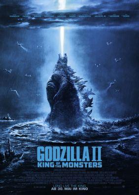 UCI Kino FilmderWoche Ticket in ganz Deutschland 50% Rabatt bis zum 26.6.2019 auf Godzilla 2: King of the monsters auch als 3D Vorstellung