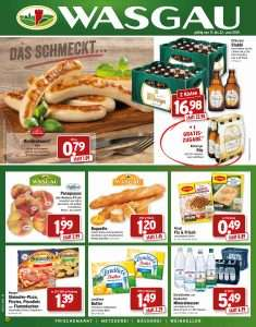 [Lokal] Wasgau 2 Kisten Bitburger Stubbi + Sixpack Bitburger Pils