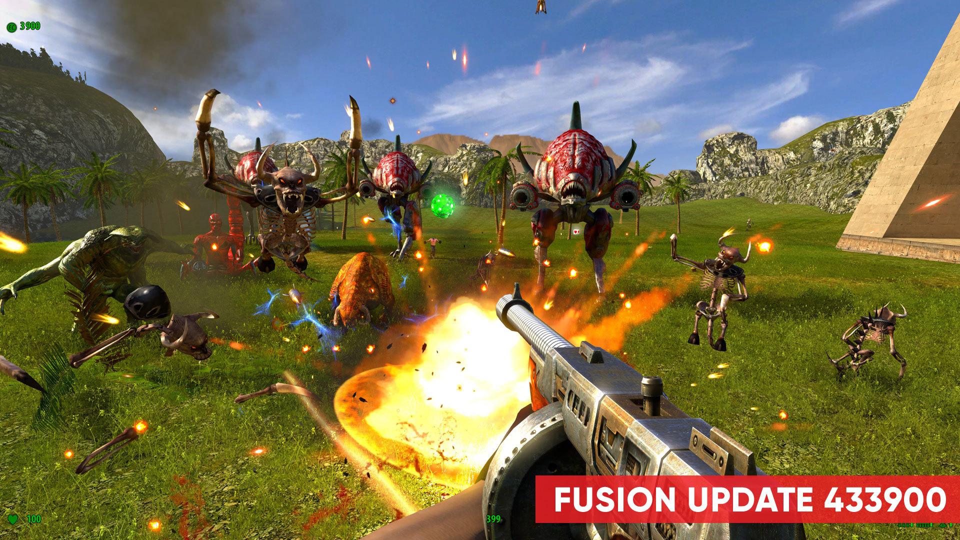 Serious Sam 3: BFE für 3,69€ bei Steam