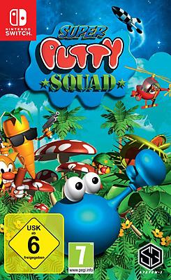 Super Putty Squad (Switch) [Gameware.at]