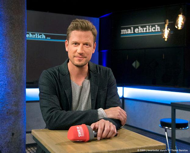 Mannheim : Sendung : mal ehrlich... - Freikarten für 19.06