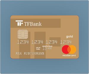gmx/web.de: 50/ 80 EUR für die kostenlose TF-Bank Kreditkarte (Neukunden)