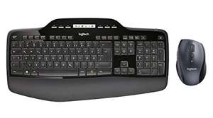Logitech MK710 Wireless Tastatur und Maus [Amazon Prime]