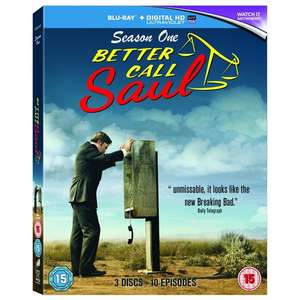Better Call Saul (Blu-ray) 1. Staffel