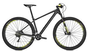 "MTB Focus Raven Elite 29"" (Carbon/Deore/12kg) - 2018 (XL)"