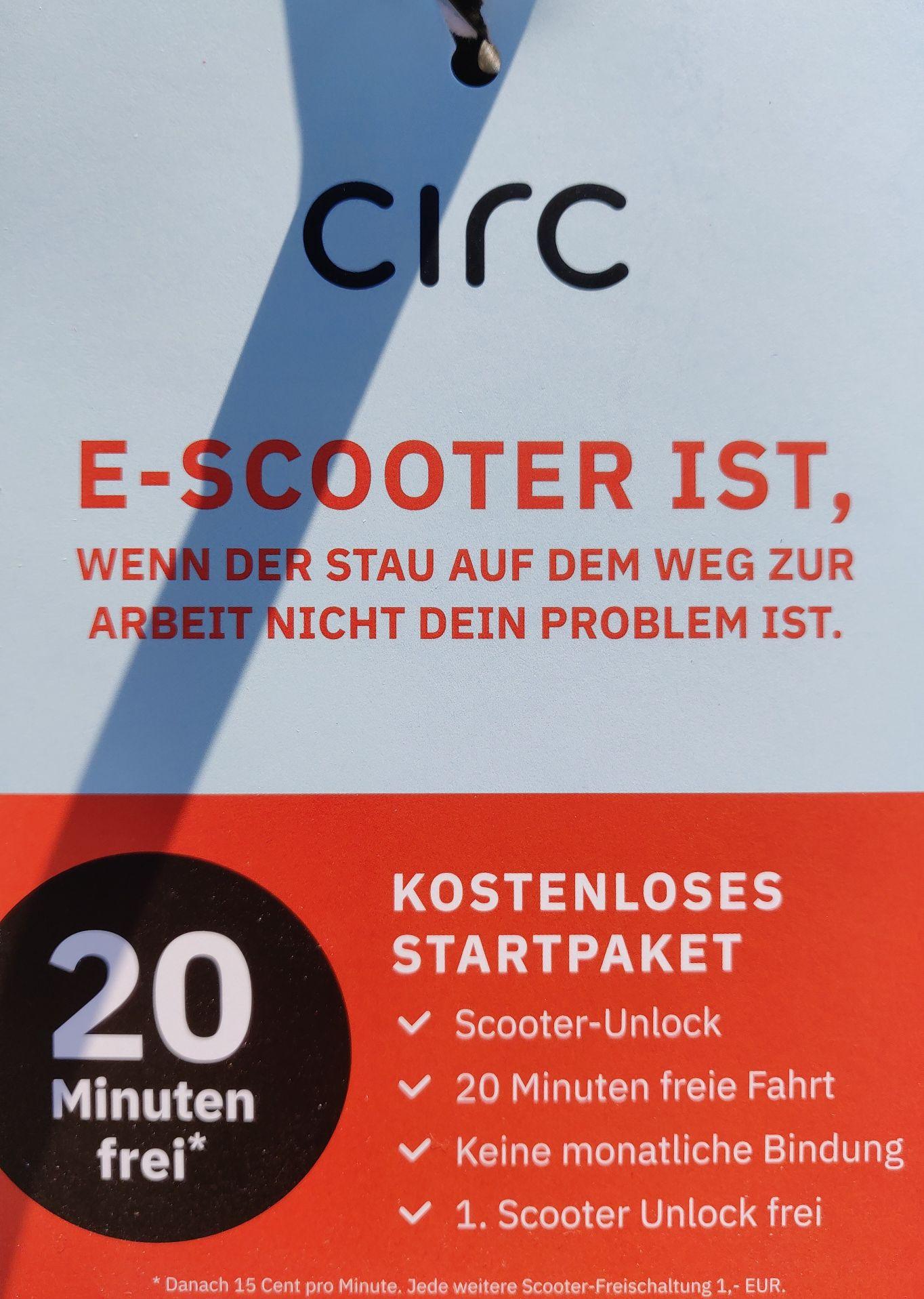 circ gutschein code