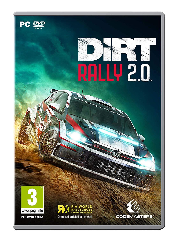 Dirt Rally 2.0 Day One Edition (PC) für 20,48€ (Amazon IT)