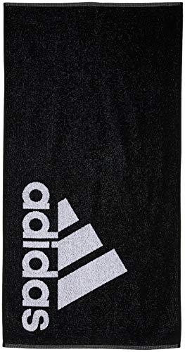 adidas Towel Handtuch S black/white