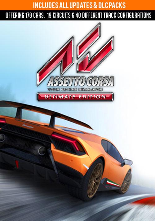 Assetto Corsa: Ultimate Edition (Steam) für 16,99€ (IndieGala)
