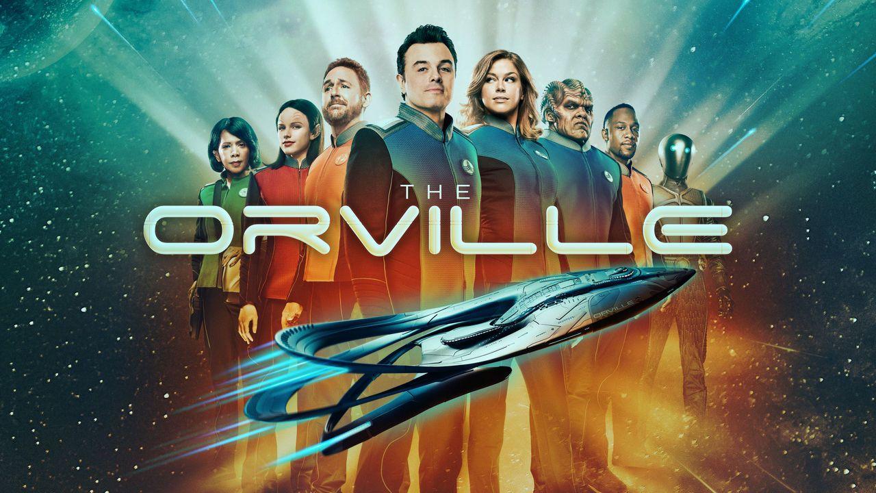 The Orville - Staffel 2 - Jeden Montag 1 neue Folge kostenlos