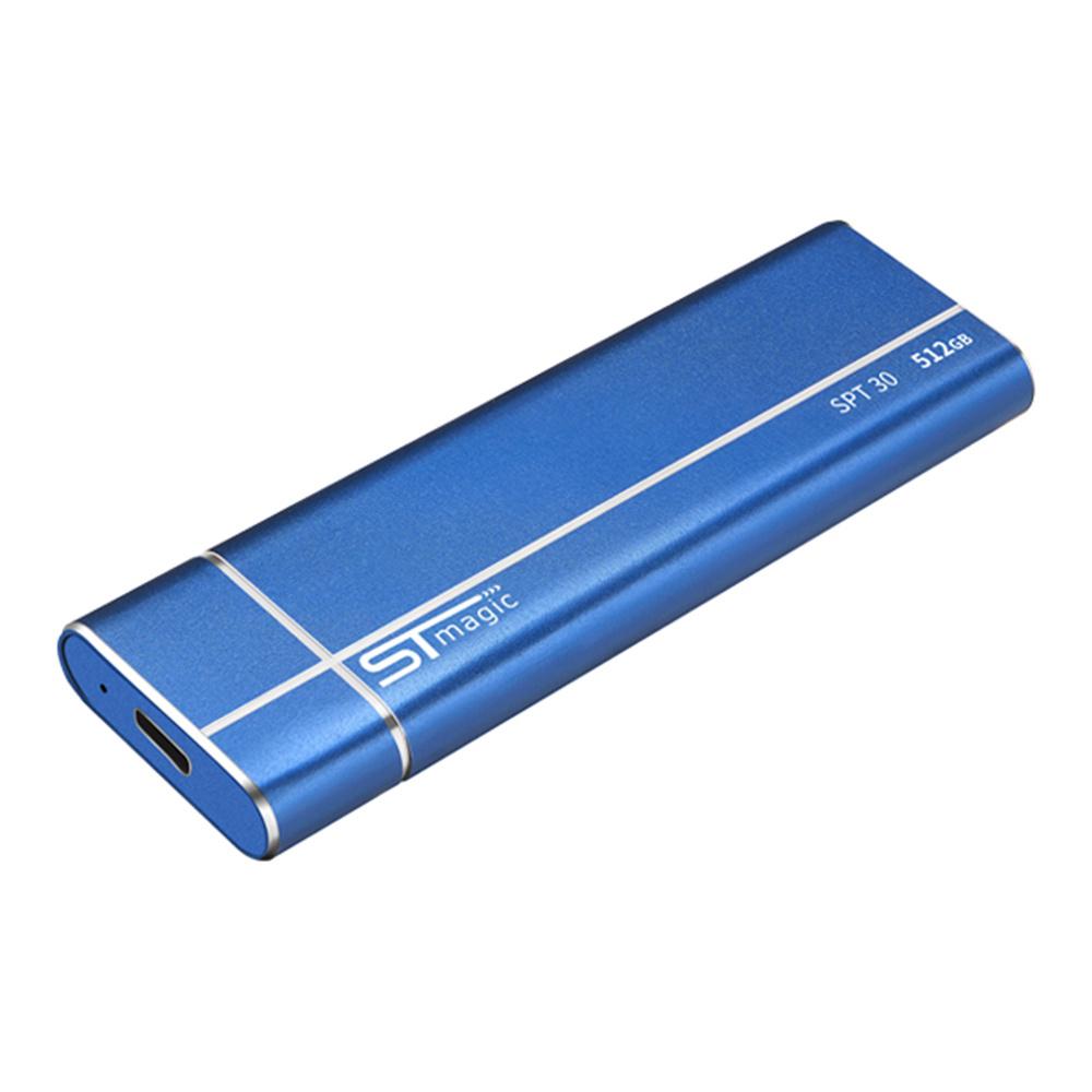 512GB SSD USB-STICK von STmagic SPT30 512G mit USB 3.1 Mini Portable