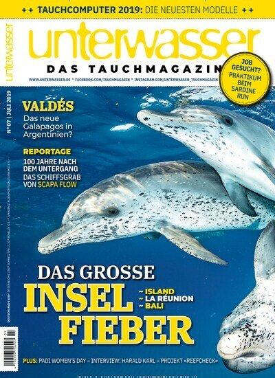 Unterwasser Magazin Abo (12 Ausgaben) für 82,60 € mit 80,00 € BestChoice Universalgutschein