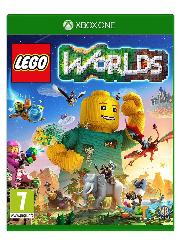 LEGO Worlds (Xbox One) für 15,73€ & (Switch) für 20,40€ (Amazon IT)