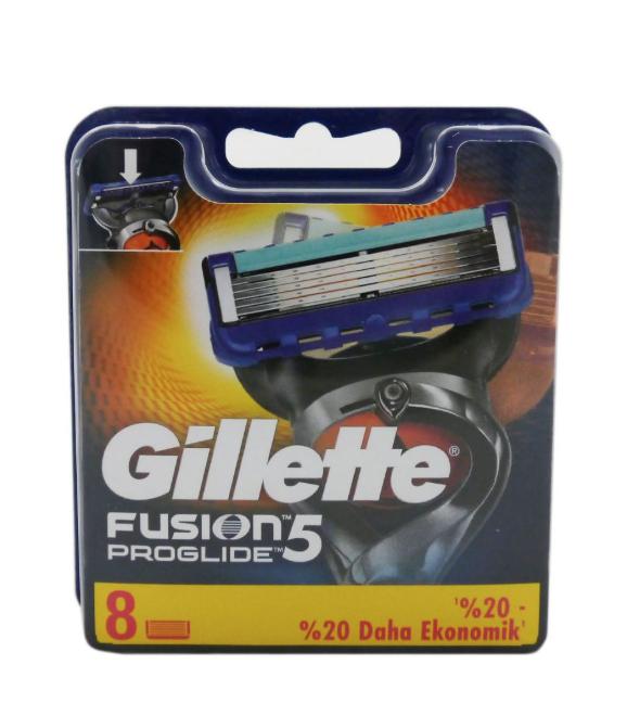11% Rabatt auf alles bei Pillashop, z.B. 8 Gillette Fusion5 Proglide Rasierklingen