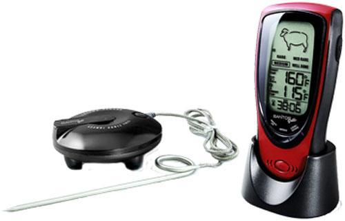 Digitales Grillthermometer von Santos