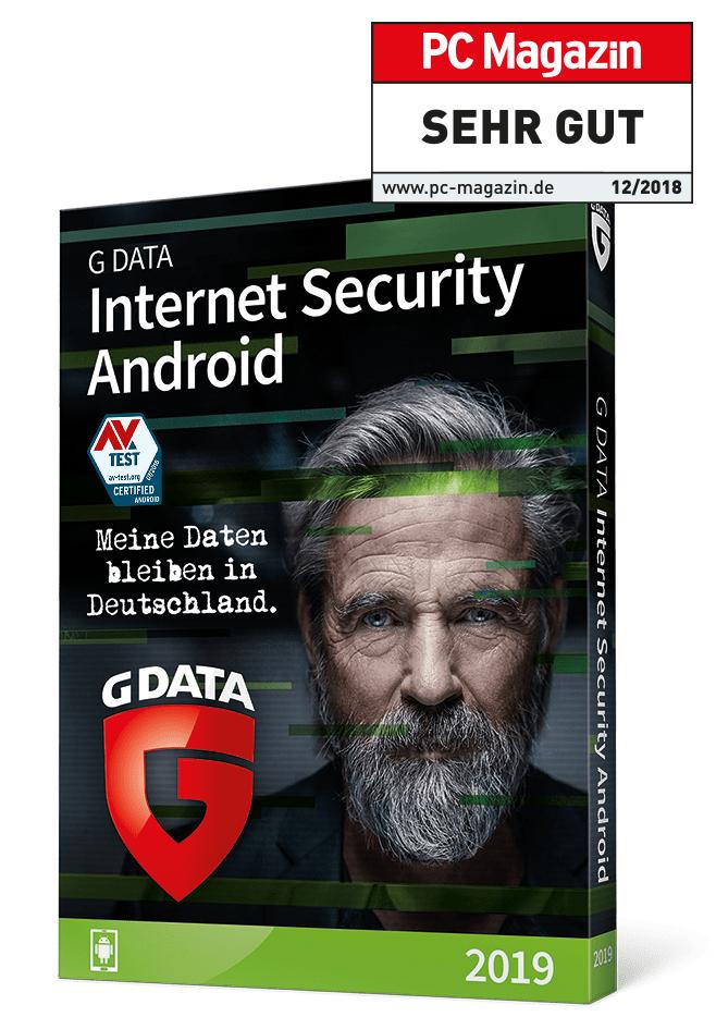 G DATA Mobile Internet Security -19,5% (Deutscher Hersteller)