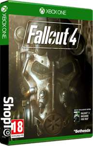 Fallout 4 inkl. Fallout 3 (Xbox One) für 8,82€ inkl. Versand (Shopto)