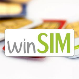 winSIM: 5+1GB LTE Tarif mit Allnet- & SMS-Flat für mtl. 12,99€ (monatlich kündbar / 24-Monatsvertrag, Telefonica-Netz)