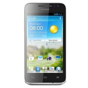 "Huawei™ -  Ascend G330 Smartphone (4"" 800x480,4GB,Android 4.0,5MP,Weiß) ab €144.- [@Notebooksbilliger.de]"