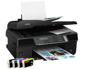 "Epson™- Stylus Office Multifunktionsdrucker ""BX305FW Plus"" (WLAN) für €66.- [@Notebooksbilliger.de/@Amazon.de]"
