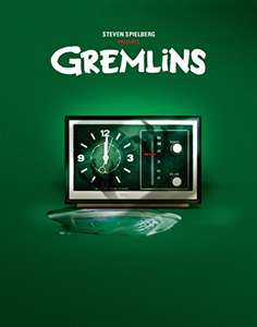 Gremlins Iconic Moments Limited Steelbook Edition (Blu-ray) für 6,92€ (Amazon Prime)