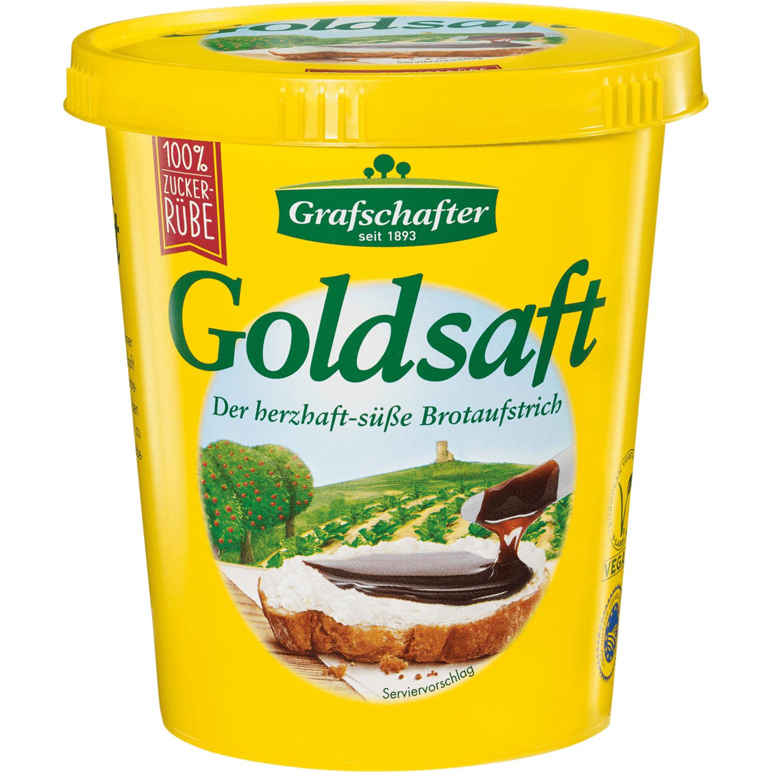 Grafschafter Goldsaft für nur 67 Cent bei Hit