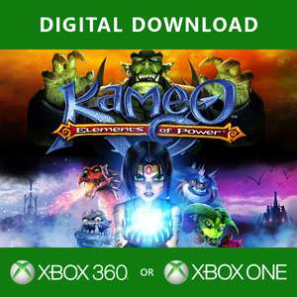 Kameo Elements Of Power [Xbox 360 & Xbox One] für 0,56€ @ 365games