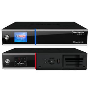 GigaBlue UHD UE 4K 2x FBC DVB-S2 Twin Tuner ULTRA HD