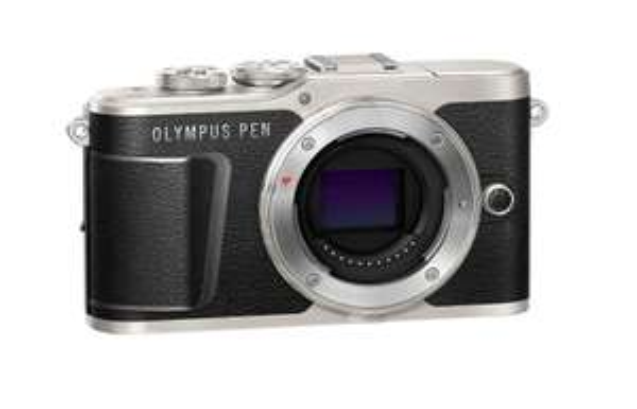 "Olympus PEN E-PL9 Body (16 Megapixel,elektrischer Zoom,4k,3""Zoll Display, Wifi etc.)"