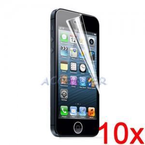 10x Displayfolie 1x Poliertuch für Samsung Galaxy S2,S3, Iphone 4, 5 für 1€ inkl. Versand