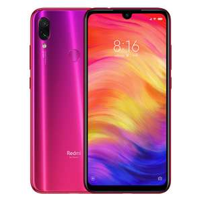 Xiaomi Redmi Note 7 4/64 Global Version Nebula Red/ROT