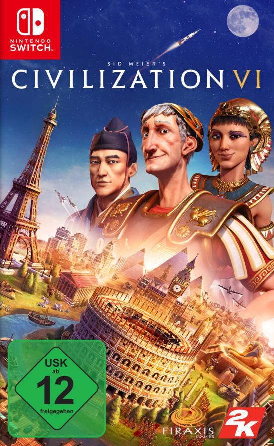 Sid Meier's Civilization VI (Switch) für 28,62€ (GameStop & Amazon Prime)